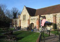 The Mill – der Pub in Salisbury, in dem Skripal und seiner Tochter mutmaßlich das Gift beigebracht wurde