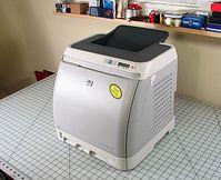 Drucker: Aufgrund von Cloud-Anbindung im Visier der Hacker. Bild: Flickr/Oskay