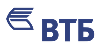 Russische VTB Bank Logo