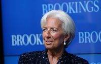Christine Lagarde Bild: Brookings Institution, on Flickr CC BY-SA 2.0