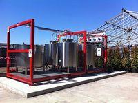 Innovative Biogasanlage: soll Vorbildwirkung entfalten. Bild: empedocle.coop