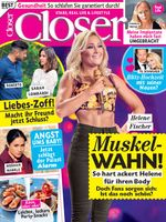 "Closer Cover 52 / Bild: ""obs/Bauer Media Group, Closer"""