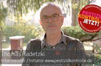 Bundestagspetition: Sicherheitslücken bei Pestizidkontrollen schließen