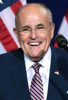 Rudolph Giuliani, 2016