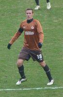 Max Kruse als Spieler vom FC St. Pauli