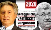 Harald Wisnewski im Interview mit Hagen Grell (2019)