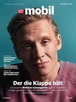 "Emil Levy exklusiv für DB MOBIL 09/2020 /  Bild: ""obs/DB MOBIL/Emil Levy"""