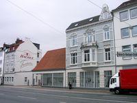Hachez Stammsitz in Bremen