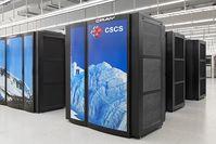 """""""Piz Daint"""": Solche Rechner brauchen moderne Benchmarks. Bild: cscs.ch"""