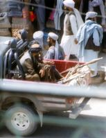 Taliban in Herat (2001)