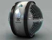 """""""Mab"""": Reinigungssystem arbeitet automatisch. Bild: group.electrolux.com"""