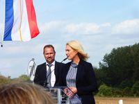 Stefan Anker und Manuela Schwesig (2018)