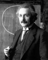 Albert Einstein, Fotografie von Ferdinand Schmutzer, 1921