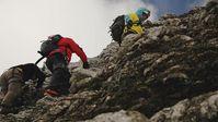 Falsche Entscheidungen bei Bergtouren führen immer wieder zu Unglücken. Terra Xpress zeigt, warum. Bild: ZDF und Frank Amman