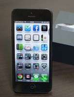 iPhone 5: Folie verspricht 3D-Genuss. Bild: flickr.com, Yusuke Yamanda