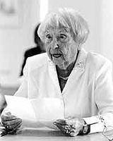 Elfriede Brüning, 2003