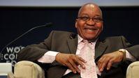 Jacob Zuma, 2009