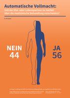 """Jüngere sehen medizinische Vollmacht für Ehepartner kritisch - Jeder zweite möchte zudem nicht für eigene Eltern entscheiden Bild: """"obs/DIPAT Die Patientenverfügung GmbH"""""""