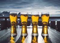 Bier (Symbolbild)