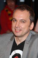 Arnd Zeigler im Studio Fernsehmacher, Sendung Markus Lanz.2012