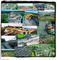 Klassischer Flächenfraß in Deutschland: Täglich über 1,2km² zerstörte Wälder für Neubaugebiete und Industriegebiete (ca. 120 Fußballfelder pro TAG oder 11m² pro Sekunde), inkl. Wassermangel der Zukunft
