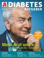 "Bild: ""obs/Wort & Bild Verlag - Diabetes Ratgeber"""