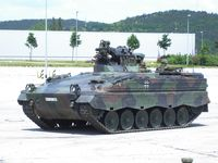 Schützenpanzer (SPz) Marder