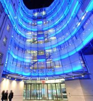 Offizielles BBC Sendegebäude