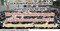 Lockdown: Petititionsausschuss verschleppt Anhörung