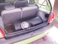 Twingo mit Zylindertank