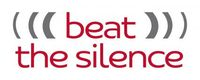 "Logo: ""obs/beat the silence"""