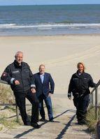 Holger Lackner, Malte Goltz, Anke Schlake Bild: Polizei