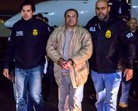 El Chapo in Gewahrsam (Januar 2017)