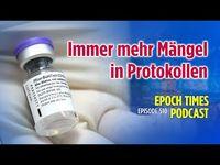 """Bild: Screenshot Video: """"Fehler im Protokoll: """"Schwere"""" Corona-Infektion mit Impfung wahrscheinlicher"""" (https://youtu.be/kMKUFqcTPwk) / Eigenes Werk"""