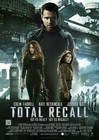 """Total Recall"" Kinoplakat"