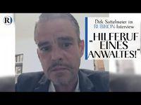 """Bild: SS Video: """"RUBIKON: Im Gespräch: """"Hilferuf eines Anwaltes!"""" (Dirk Sattelmeier und Jens Lehrich)"""" (https://youtu.be/_kJwoAHAdZ8) / Eigenes Werk"""
