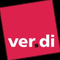 Logo Vereinte Dienstleistungsgewerkschaft (Verdi)