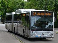 """Emissionsarmer ÖPNV: Gas-Busse gewinnen Vergleichsuntersuchung Bild: """"obs/Zukunft ERDGAS e.V./swa/THOMAS HOSEMANN"""""""