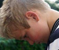 Hängender Kopf: Verbreitet bei Twitter. Bild: pixelio.de, S. Hofschlaeger