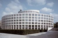 Sitz der E.ON AG in Düsseldorf. Bild: E.ON AG