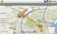 GPS Spy: Android-Applikation spioniert User aus. Bild: symantec.de