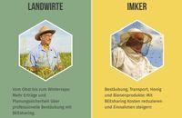 BEEsharing ist ein Netzwerk für Imker, Landwirte, Händler und Bienenfreunde