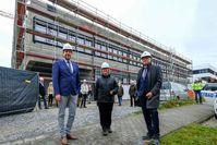 Neubau für Superrechner an der Uni Paderborn