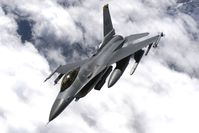 "F-16C ""Fighting Falcon"" der U.S. Air Force"