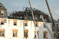 Brandschäden an der Herzogin Anna Amalia Bibliothek