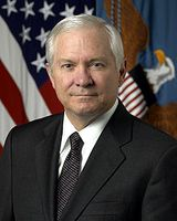 Robert Gates Bild: Department of Defense
