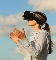 Gefangen im virtuellen Raum: Das macht viele krank.