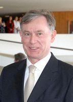 Bundespräsident Horst Köhler Bild: Roosewelt Pinheiro/ABr