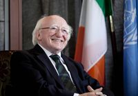 Michael D. Higgins (2015)