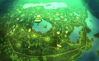 Weltbevölkerung: Bei naturnaher Lebensweise aller Menschen auf diesem Planeten, ist auch für 100 Milliarden noch genug Platz - ohne die Erde zu zerstören (Symbolbild)